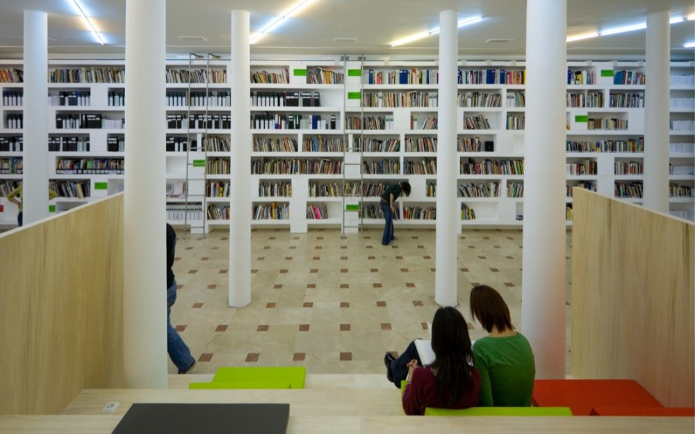 Open Library / Superpool