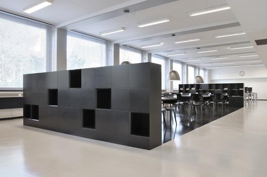 University Library of the University of Amsterdam / Roelof Mulder & Ira Koers